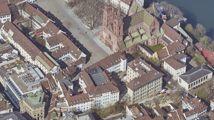 Um den Münsterplatz wächst das Bedürfnisnach Klassenräumen am schnellsten. (Zvg)