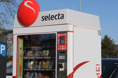 Selecta erhält Konkurrenz bei der Expansion mit Snackautomaten.