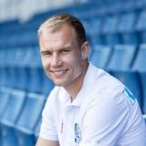 Holger Badstuber beim FC Luzern: «Ich bin hier, um Fussball zu spielen und nicht, um das Leben zu geniessen.» (Bild: Patrick Hürlimann (Luzern, 21. Juli 2021))