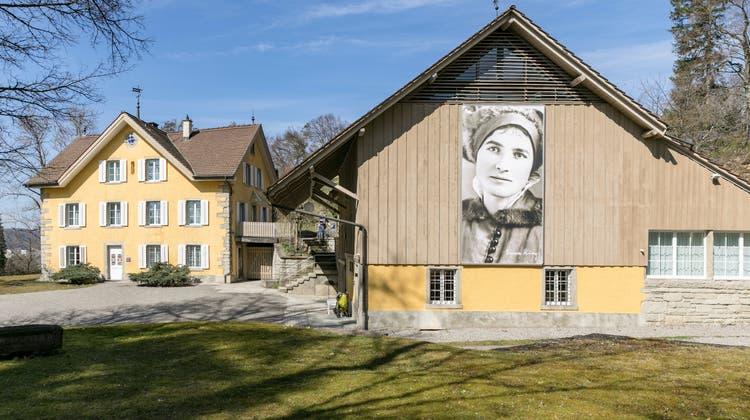 Das Emma-Kunz-Zentrum in Würenlos mit Museum (im Bild) und Grotte wird mit dem Heimatschutzpreis geehrt. (Sandra Ardizzone)