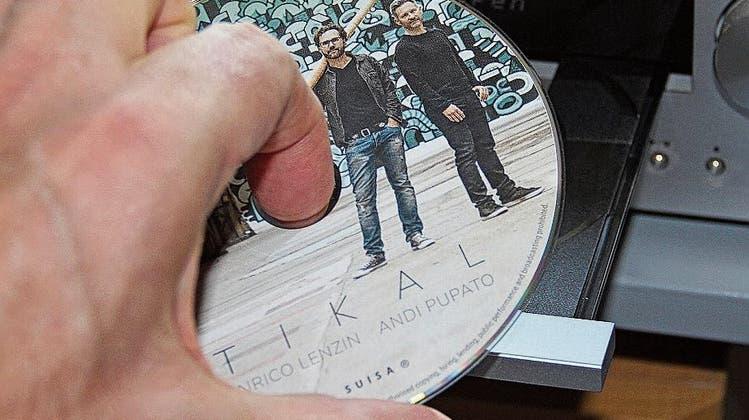 Exotisch und vertraut zugleich:Enrico Lenzin hat mit Andi Pupato ein glanzvolles Album herausgebracht