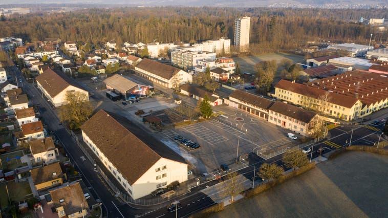 Das Zeughausareal in Lenzburg beherbergte zuletzt etwa das Museum Stapferhaus. (Claudio Thoma)