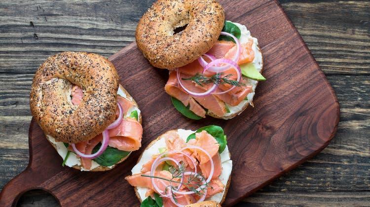 Welches Sandwich passt zum Park, welches zum Stand-up-Padel? Vier Rezepte für vier spezielle Orte