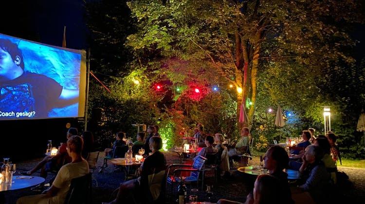 Im «Löwengarten» in Sommeri werden dieses Jahr fünf Filmabende durchgeführt. Start ist am Freitag, 20. August. (Bild: PD)