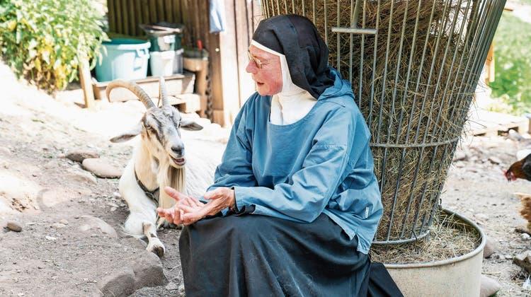 Die Nonne, die mit den Tieren spricht
