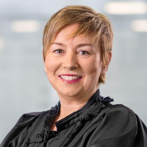 Nancy Wayland Bigler, ist CEO der SVA Aargau.