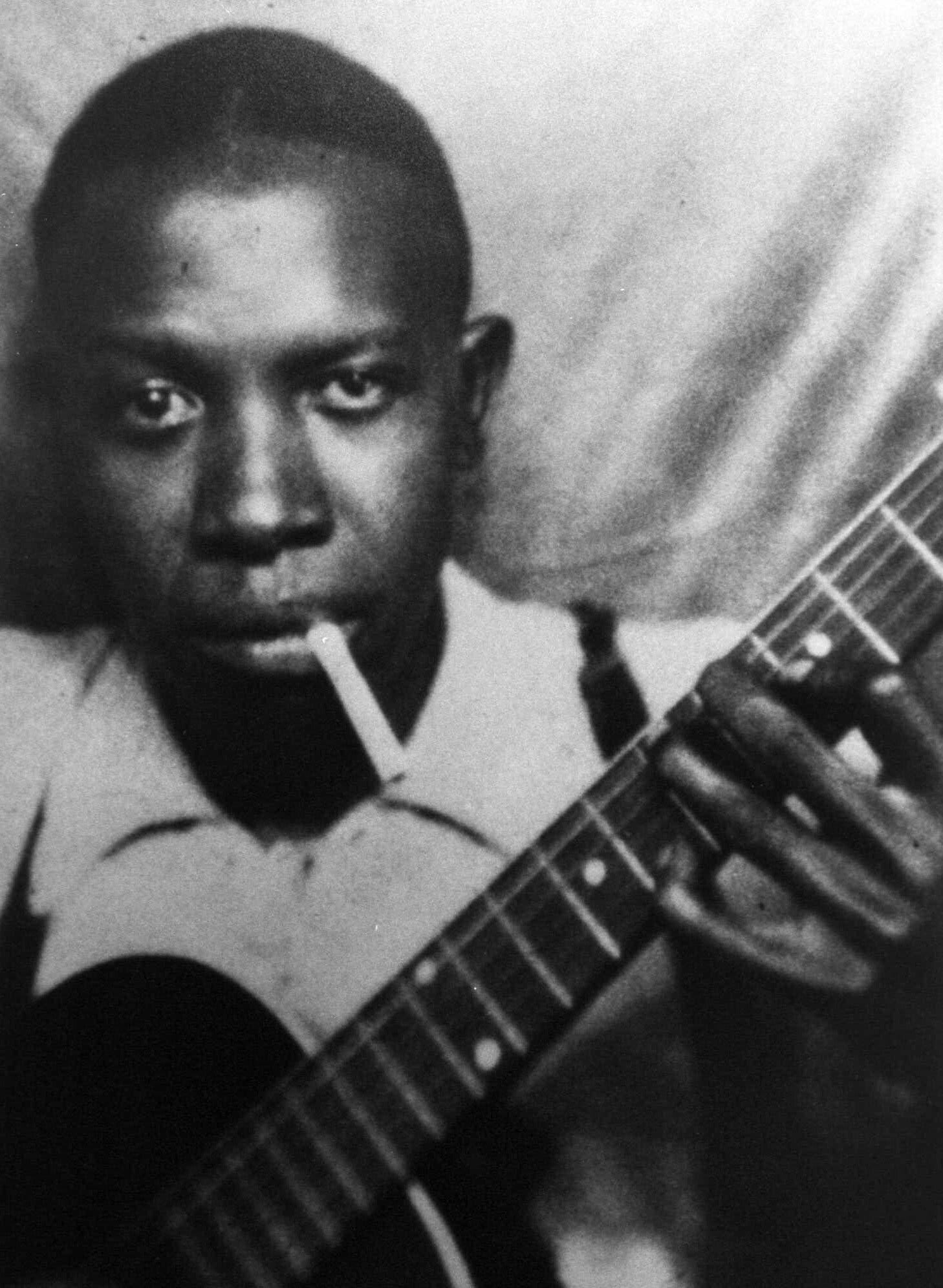 Robert Johsnon: Der King of Delta Blues ist der Gründer des Club 27. Er soll einen Pakt mit dem Teufel abgeschlossen haben. Er starb im August 1938 unter ungeklärten Umständen.