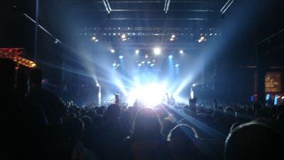 Die Zukunft der Konzertfabrik Z7 steht in den Sternen. (Zvg)