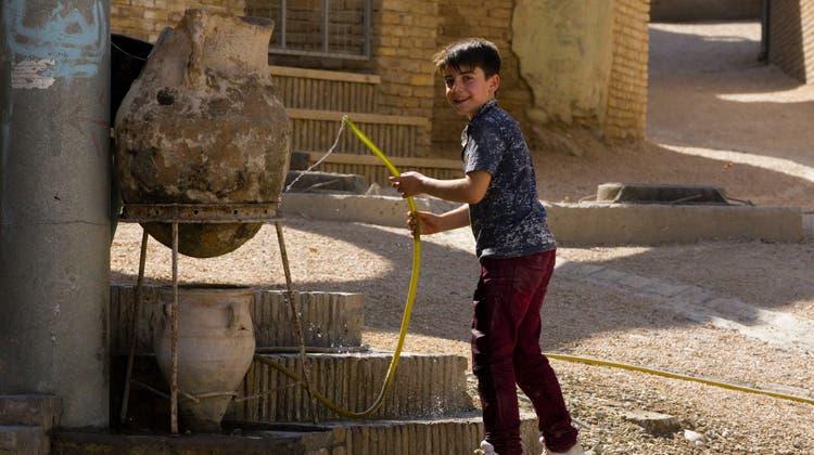 Das Wasser wird knapp, nicht nur im irakischen Erbil, sondern in vielen Gegenden des Nahen Ostens. (Bild: unsplash)