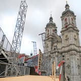 Die Kathedrale darf ab 2023 nur noch alle zwei Jahre als Opernkulisse fungieren. (Bild: Adriana Ortiz Cardozo)