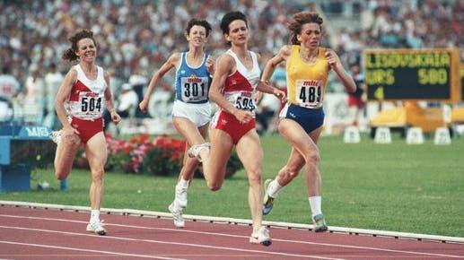 Kariem Hussein verpasst die Olympischen Spiele von Tokio wegen einer positiven Dopingprobe. (Bild: Keystone)