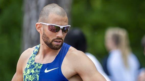 Für Kariem Hussein ist der Traum der Olympischen Spiele geplatzt. (Jean-Christophe Bott / Keystone)