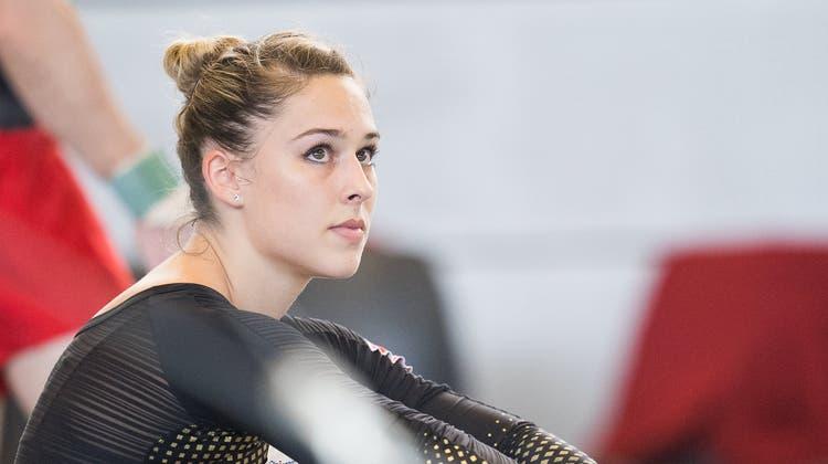 Giulia Steingrubers Jahr verlief nicht ohne Komplikationen. (Manuel Lopez / Keystone)