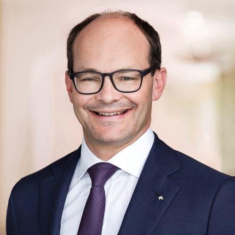 Markus Leibundgut, CEO von Swiss Life Schweiz.