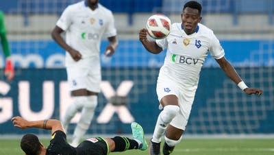 Saisonstart geglückt: Der FCSG gewinnt auswärts gegen Lausanne 2:1