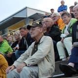 Die Zuschauer brauchen beim Spiel zwischen Kreuzlingen und Lugano gute Nerven. (Bild: Manuela Olgiati)