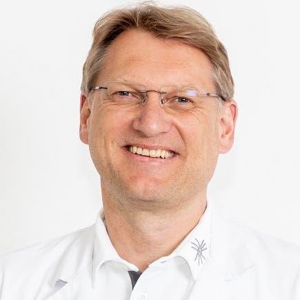Martin MaleckArzt der Schweizer Fussball-Nati