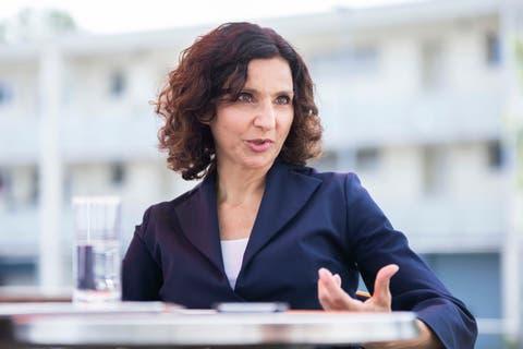 Gabriela Suter, Nationalrätin SP
