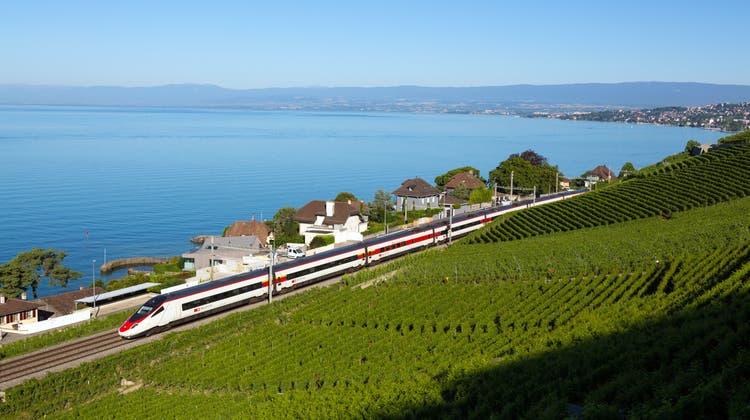 Der Genfersee ist der Schweizer Hotspot für Pauschalbesteuerte: Die Waadt und Genf mischen kräftig mit - neben dem Tessin, dem Wallis und Graubünden. (Dario Häusermann)