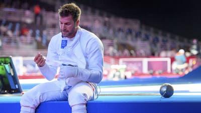 Beide Basler Olympia-Fechter scheitern am gleichen Gegner ++ Concordia-Trainer Marunic wird Assistent bei der U19-Nati