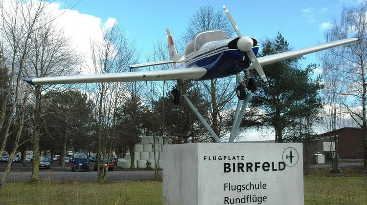 Der Aero-Club Aargau ist Besitzer des Flugplatzes Birrfeld und verantwortlich für den Flugbetrieb. Fast 1400 Mitglieder zählt der Verein. (Bild: Michael Hunziker (13. August 2015))