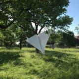 Der «Paperplane» von Joëlle Allet. (Bild: PD)