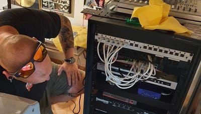 Auch die Steuereinheiten für Sound und Videos wurden zerstört. (Bild: PD)