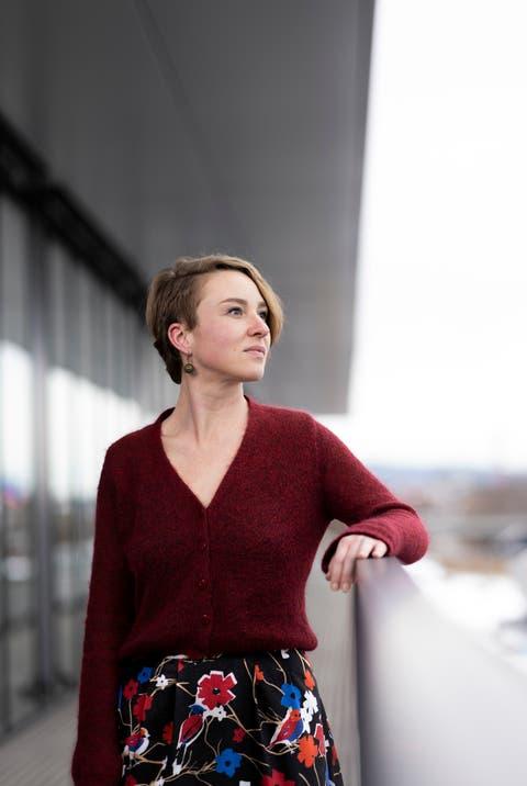 Irène Kälin, Nationalrätin Grüne.
