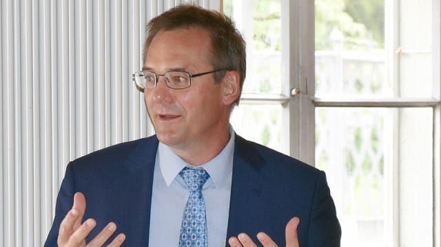 Sucht mit 54 Jahren eine neue «berufliche Herausforderung»: Erwin Tanner-Tiziani, Generalsekretär der Schweizer Bischofskonferenz. (HO)