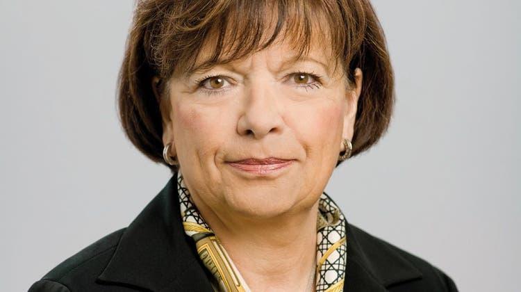 Die ehemalige Oberlunkhofer Gemeinderätin und FDP-Grossrätin Bettina Ochsnerstarb am vergangenen Dienstag. (zvg)
