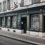 Das Restaurant Linde in der Rheingasse in Basel. (Roland Schmid)