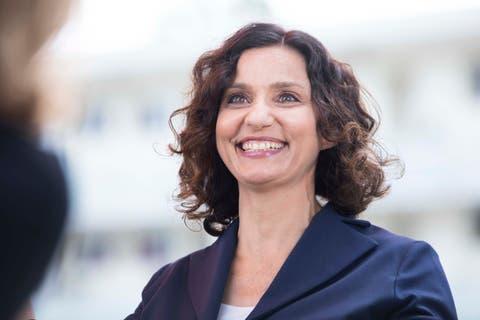 Gabriela Suter, Nationalrätin SP.