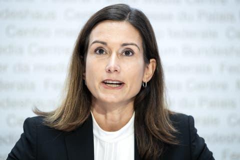 Nationalrätin Maja Riniker, FDP.