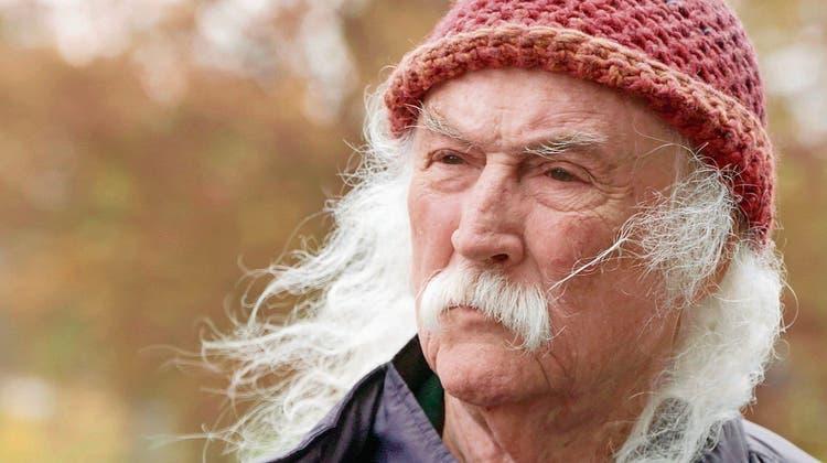 Der bald 80-jährige Sänger und Musiker David Crosby ist mit sich und seinem Leben im Reinen. (Bild: Sony Pictures)