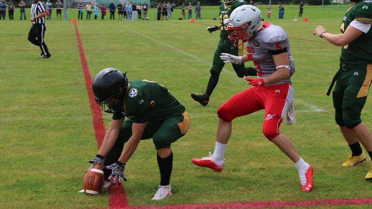 American Football in Niederbip