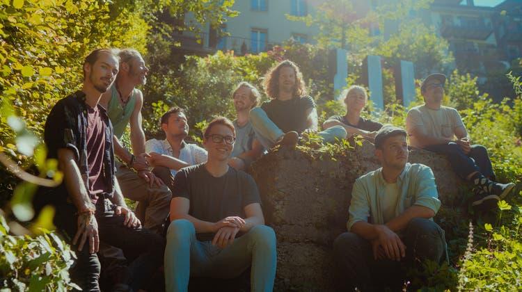 Die Band Tan Pickneyspielt am diesjährigen muriLIVE-Open-Air-Konzert im Klosterhof. (zvg)