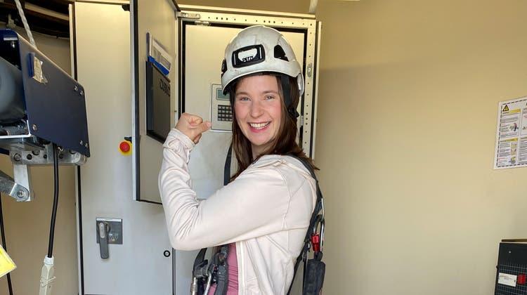 Weit gereist und um einige Erfahrungen reicher: Anna Rauter aus Liechtenstein forscht an Klima und Energie. (Bild: PD)