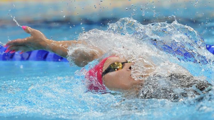 Schwimmen: Ugolkova und Ponti bleiben im Halbfinal hängen ++17-jährige gewinnt Gold über 100 Meter Brust ++ Kunstturner starke Sechste im Teamwettkampf