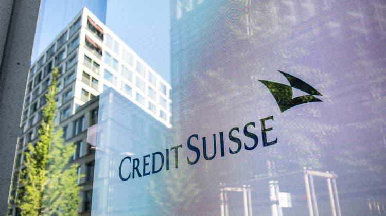 Die Credit Suisse bekommt einen neuen Risikochef. (Symbolbild) (Keystone)