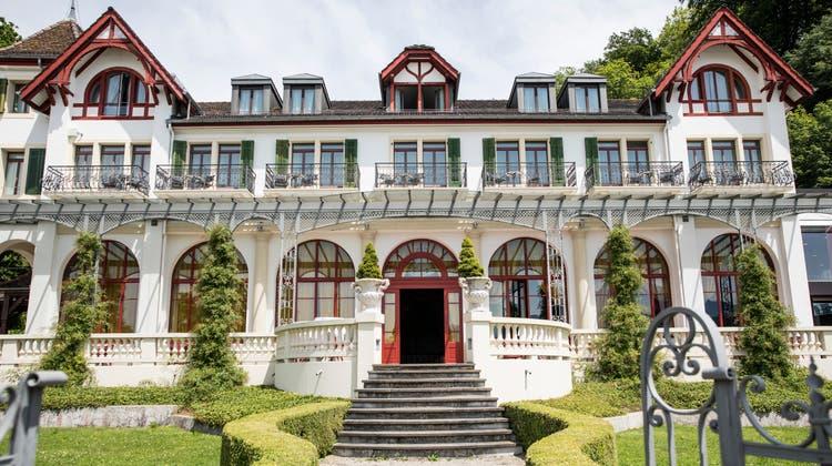 Das Hotel Seeburg in Luzern. (Bild: Manuela Jans-Koch)