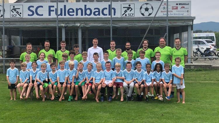 FIFA-Schiedsrichter Alain Bieri besucht die Lagerwoche des SC Fulenbach!