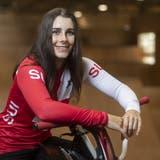Nikita Ducarrozist die Schweizer Medaillenhoffnung im Freestyle-BMX. (Ennio Leanza / Keystone)