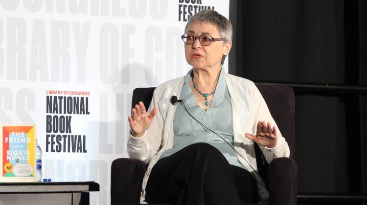 Sigrid Nunez: In «Was fehlt dir» versammelt sie mitreissende Geschichten von Frauen. (Raplh Small/ Library of Congress)