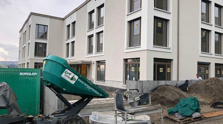 Neubau des Altersheims Dankensberg in Beinwil am See (Florian Wicki)