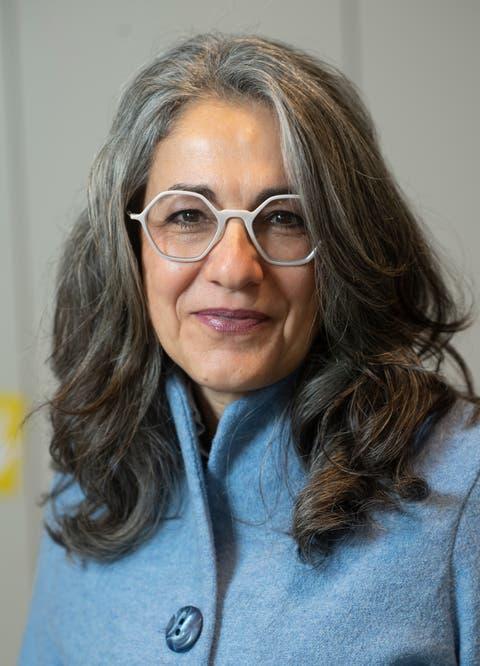 Kathrin Scholl, Präsidentin des Aargauischen Lehrerinnen- und Lehrerverbandes.