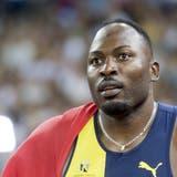 Doping? Alex Wilson darf an den Olympischen Spielen nicht starten. (Ennio Leanza / KEYSTONE)