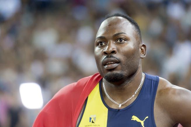 Doping? Alex Wilson darf an den Olympischen Spielen nicht starten.