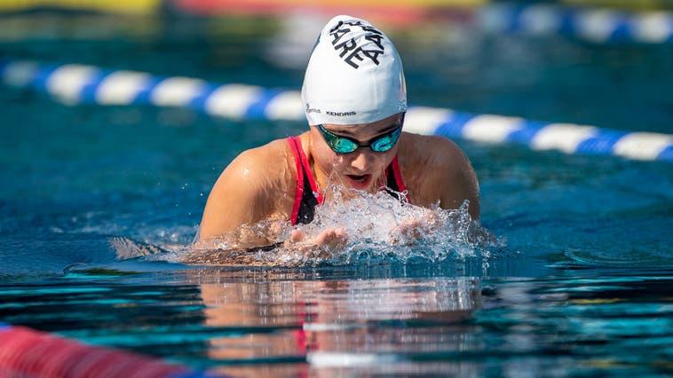 Perfekt organisierte Nachwuchs-SM Schwimmen in Aarau