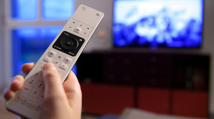Streamingdienste gewinnen Kunden, während Video on Demand an Beliebtheit verliert. (Symbolbild) (Keystone)