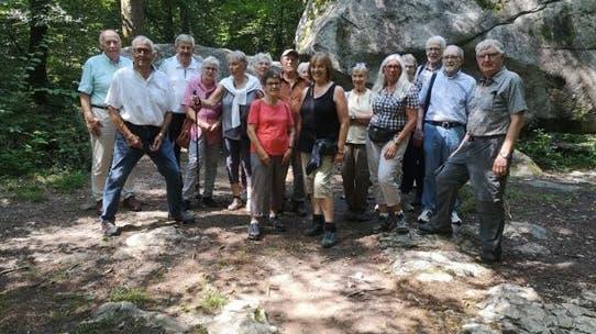 Senioren-Sommeranlass «Megalith-Weg»